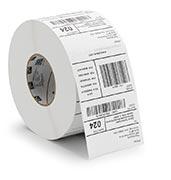 Etiquetas adesivas para patrimônio