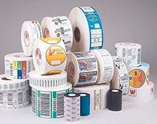 Etiquetas adesivas personalizadas para roupas