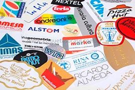 Etiqueta adesiva personalizada preço