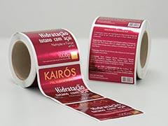 Dispensador de rótulos etiquetas e sacos de papel