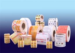 Etiquetas e rótulos adesivos personalizados