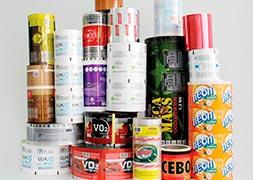 Rótulos adesivos e etiquetas