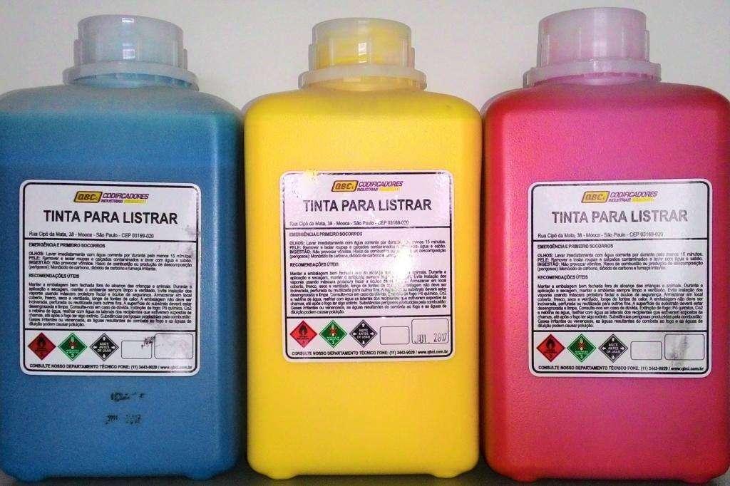 Distribuidor de tinta vulcanizável