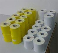 Etiqueta adesiva de preço
