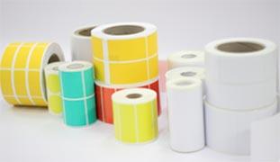 Etiquetas adesivas para roupas