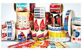 Etiquetas auto adesivas para impressão